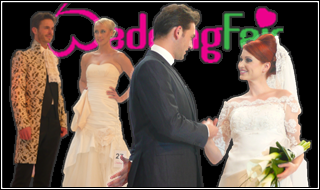Wedding fair - Mode Show